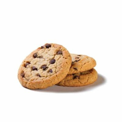 Darlington Farms Cookie Chocolate Chip Individually Wrapped Trans Fat Free 180-Count 1.4-Ounce Packages