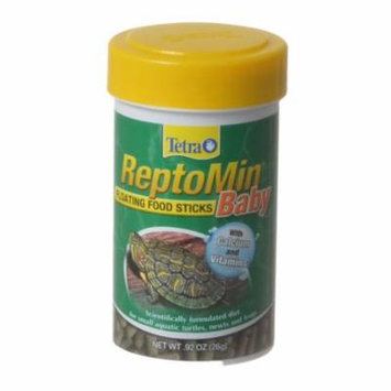 Tetra ReptoMin Floating Baby Food Sticks .92 oz - Pack of 2