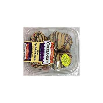 Oberlander Mini Sprinkle Cookie Nut Free Facility 10 Oz. Pk Of 1.