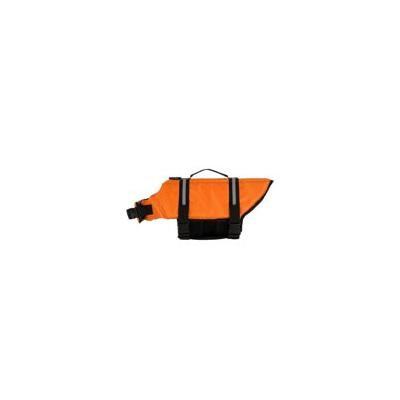 GOGO Doggy Life Jacket, Dog Safety Vest-Orange-XXS