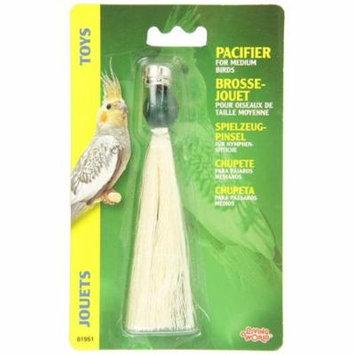Living World Pacifier for Medium Birds Medium - Pack of 2