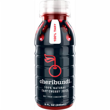 Cheribundi Tart Cherry 100% Juice, Tart Cherry, 8 Fl Oz