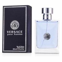 Versace Pour Homme Eau De Toilette Spray-100ml/3.3oz