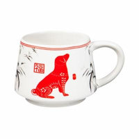 Ceramic Cup, 12 OZ, Year of the Dog