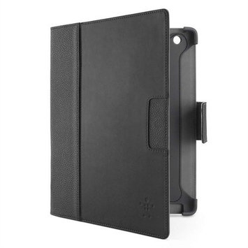 Belkin Leather Magnetic Case for The 3rd Generation New iPad - Red