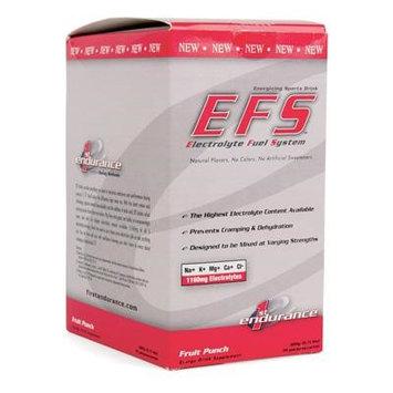 First Endurance Electrolyte Fuel System EFS Drink