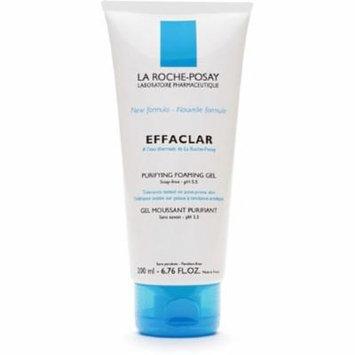 La Roche-Posay Effaclar Purifying Foaming Gel 6.76 oz (Pack of 6)