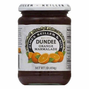 James keiller & son dundee orange marmalade, 16 oz, (pack of 6)