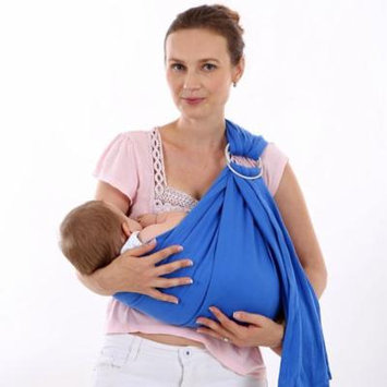 Baby Carrier Sling For Newborns Soft Infant Wrap Breathable Wrap Hipseat Breastfeed Birth Comfortable Nursing Cover_Gray
