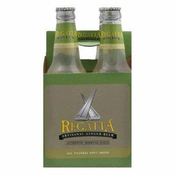 Regatta Ginger Beer 4PK, 48 FO (Pack of 6)