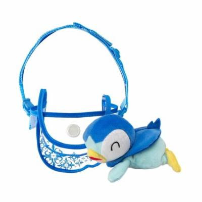Pokemon Shoulder Plush With Carry Bag - Piplup