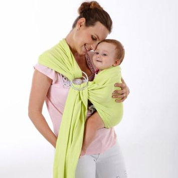Baby Carrier Sling For Newborns Soft Infant Wrap Breathable Wrap Hipseat Breastfeed Birth Comfortable Nursing Cover_Red