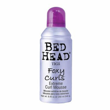 Bed Head by TIGI Foxy Curls Mousse - 8.45 oz.