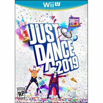 Just Dance 2019, Ubisoft, Nintendo Wii U, 887256036249