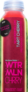 WTRMLN WTR 8 52921 00521 9 12 oz Cold Pressured Juiced Watermelon Cherry with Lemon Blend Pack of 6