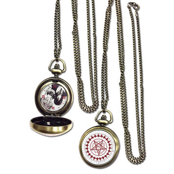 Pocket Watch - Black Butler - New Group Anime Licensed ge63515