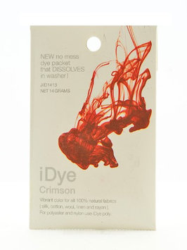 Jacquard iDye natural, crimson [pack of 6]