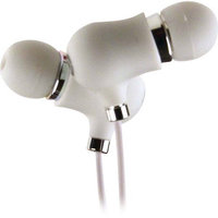 Digi Power ecko Bubble In-Ear Earbuds-White - EKU-BBL-WHT