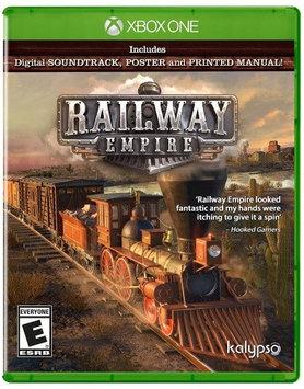 Kalypso Media Railway Empire XBox One [XB1]