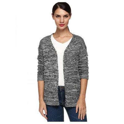 Women Knitwear Knit Long Sleeve Cardigan Sweater Knitwear GlSTE
