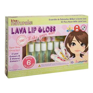 Fundamentals Toys Kiss Naturals DIY Lava Lip Gloss Making Kit
