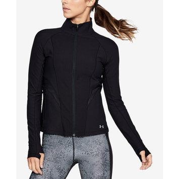 Vanish Mesh Jacket, Low-Impact Sports Bra & HeatGear® Compression Leggings