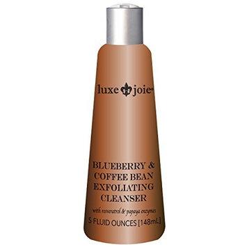 Blueberry & Coffee Bean 5 oz Exfoliating Cleanser Face Wash Facial Scrub Enzyme Polish