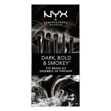 NYX - DARK, BOLD & SMOKEY EYE BRUSH SET