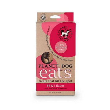 Planet Dog Eats Peanut Butter and Jelly Dog Treat