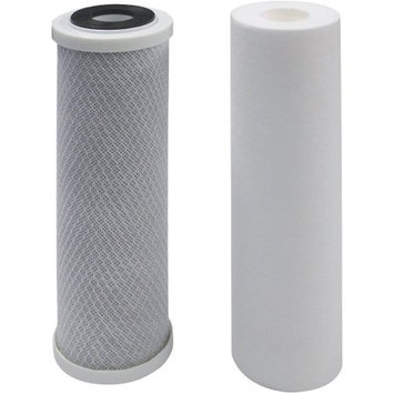 Ghp Group Vitapur Vs10Rf2-Pc Carbon Block and Sediment Replacement Filters