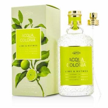 Acqua Colonia Lime & Nutmeg Eau De Cologne Spray-170ml/5.7oz