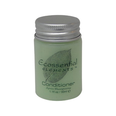 Ecossential Elements Conditioner Lot of 1.1oz Bottles. Total of 11oz (Pack of 10)