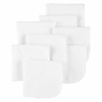 Washcloths, 8-pack (Baby Boys or Baby Girls Unisex)