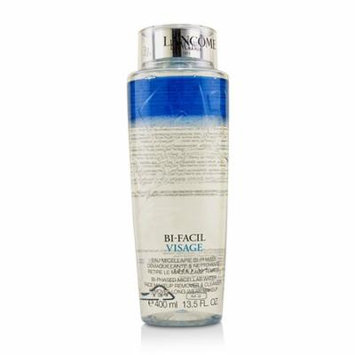 Bi Facil Visage Bi-Phased Micellar Water Face Makeup Remover & Cleanser-400ml/13.5oz