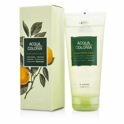 Acqua Colonia Blood Orange & Basil Aroma Shower Gel-200ml/6.8oz