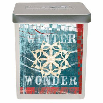 LANG Winter Wonder Large Jar Candle - 23.5 Oz