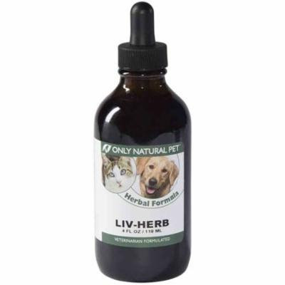 Only Natural Pet Liv-Herb Herbal Formula