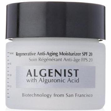 2 Pack - Algenist Regenerative Anti-Aging Moisturizer SPF 20 2 oz