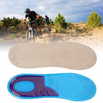 Yosoo Free Size Insoles Arch Support Pads Pressure Reducing Medical Orthotic Insoles(Male/Female), Shock Absorption Insoles, Free Size Insoles