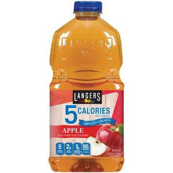 Langer Juice Company LANGERS 5 CALORIES APPLE JUICE 64OZ
