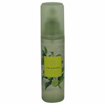 4711 Acqua Colonia Lime & Nutmeg by Maurer & WirtzBody Spray 2.5 oz-Women