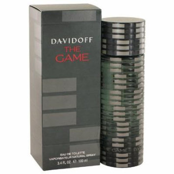 The Game by Davidoff Eau De Toilette Spray 3.4 oz / 100 ml for Men