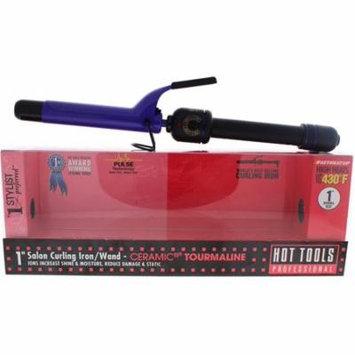 3 Pack - Hot Tools Professional Ceramic Titanium Professional Curling Iron, 1