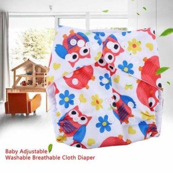 Yosoo 3 Layers Baby Infant Adjustable Reusable Washable Cloth Diaper Breathable Underwear Pants, Baby Reusable Cloth Diaper, Washable Cloth Diaper