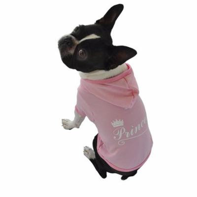 Ruff Ruff and Meow Dog Hoodie, Princess, Pink, Extra-Large