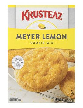 Krusteaz Cookie Mix Meyer Lemon