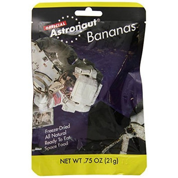American Outdoor Products Freeze-Dried Astronaut, Bananas (Pack of 10)