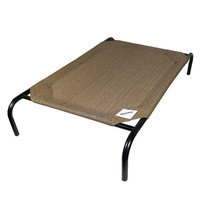 Gale Pacific 458942 Pet Bed Medium - 3 ft. x 2 ft. - Nutmeg