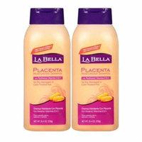 La Bella Placenta Shampoo, 25.4 oz, 2 Pack