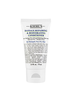 Kiehl's Since 1851 Damage Repairing & Rehydrating Conditioner, Travel Size 2.5 oz.